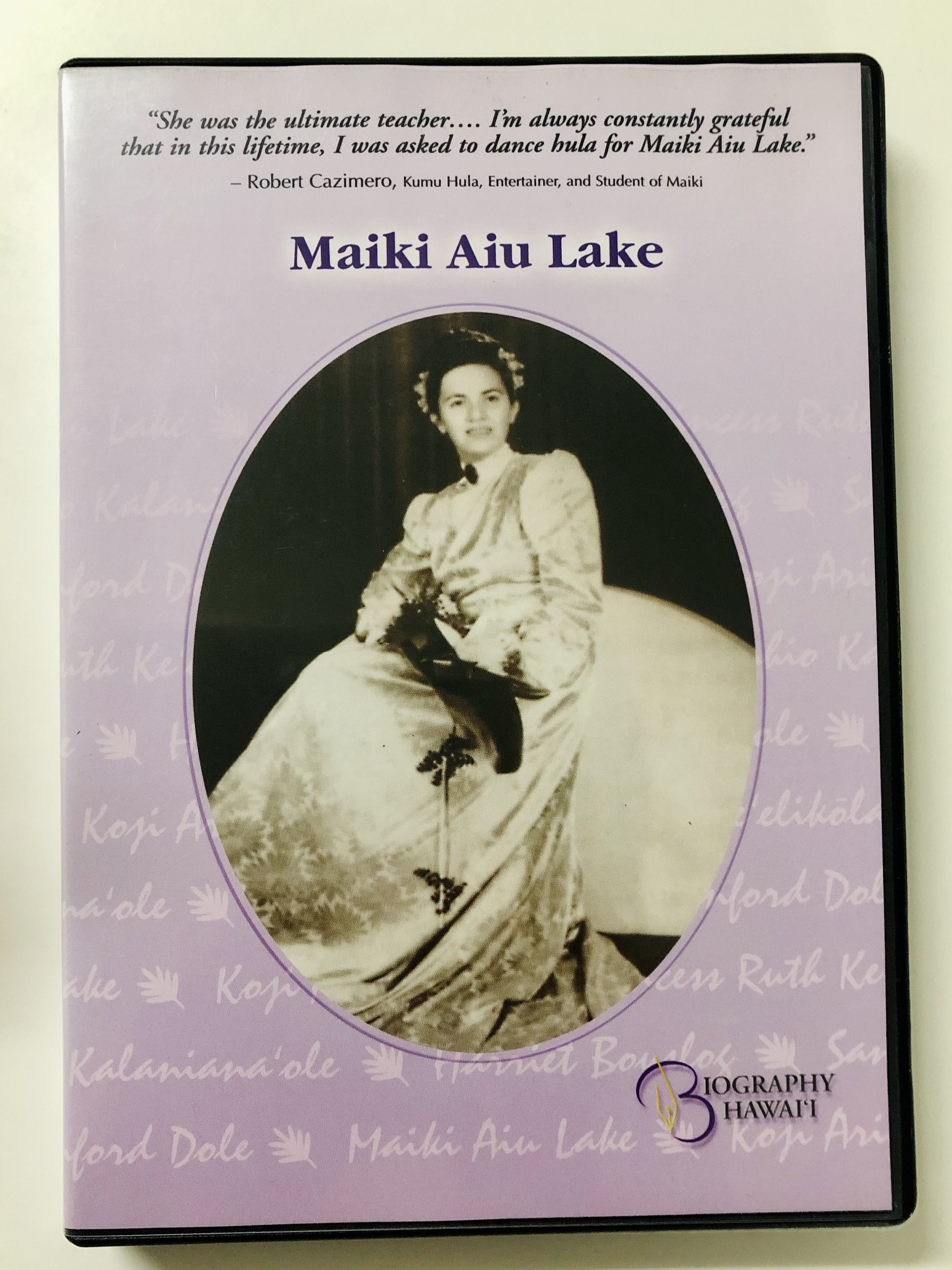DVD: Maiki Aiu Lake