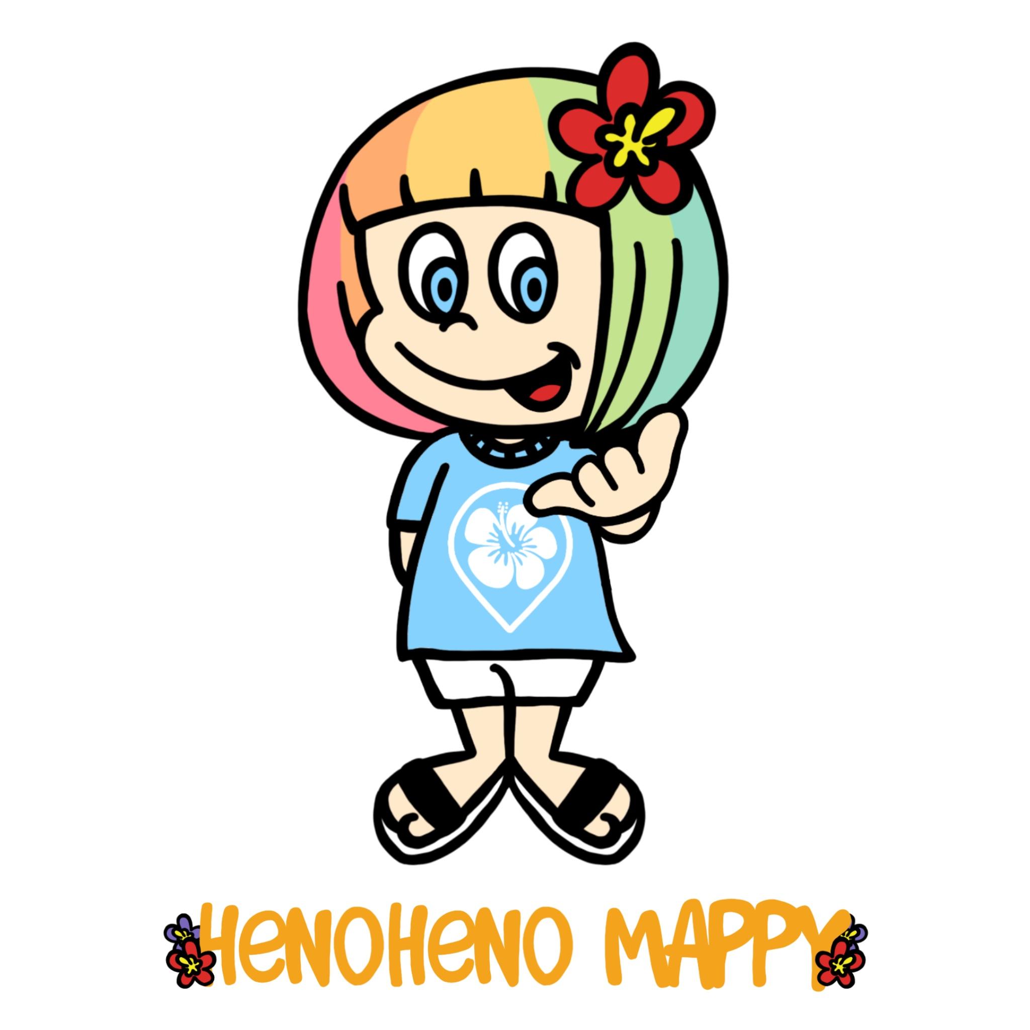 HENOHENO MAPPY