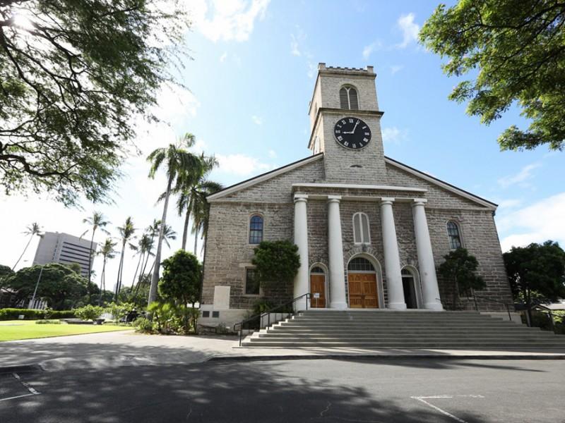 カワイアハオ教会 教会 チャーチ 違い 結婚式 ウエディング